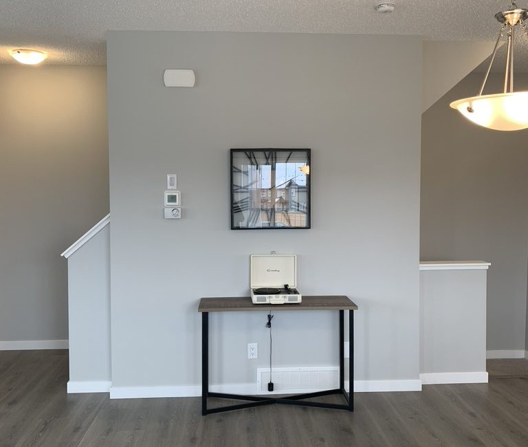 Open Area Dining Room