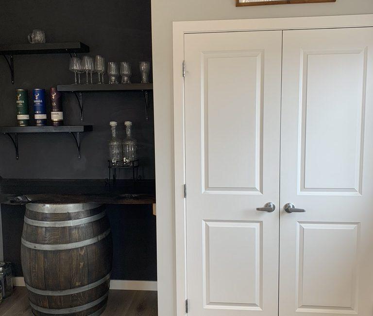 Pantry and Bar